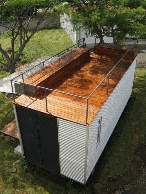 top-deck
